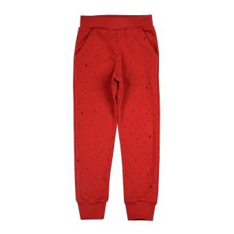 dresowe spodnie chłopięce SLIM