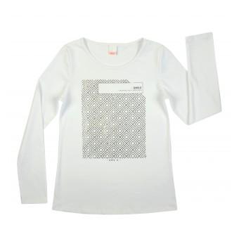 bluzka długi rękaw - AX-6847