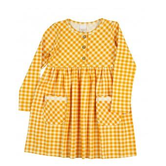 sukieneczka długi rękaw - A-9265