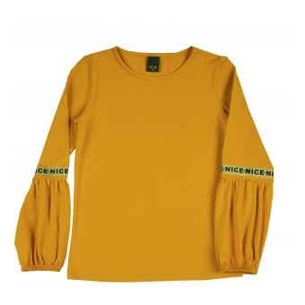 bluzka dziewczęca długi rękaw - A-9181