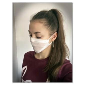 maseczka higieniczna jednorazowa - MED-UNI-BIA1