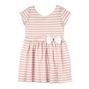 sukienka dziewczęca krótki rękaw - A-9318