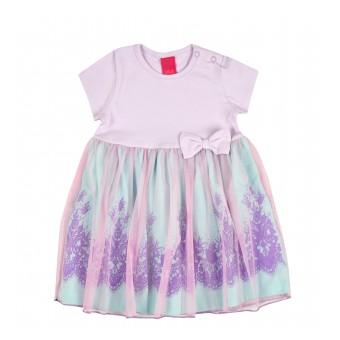 sukienka dziewczęca - AN-8012
