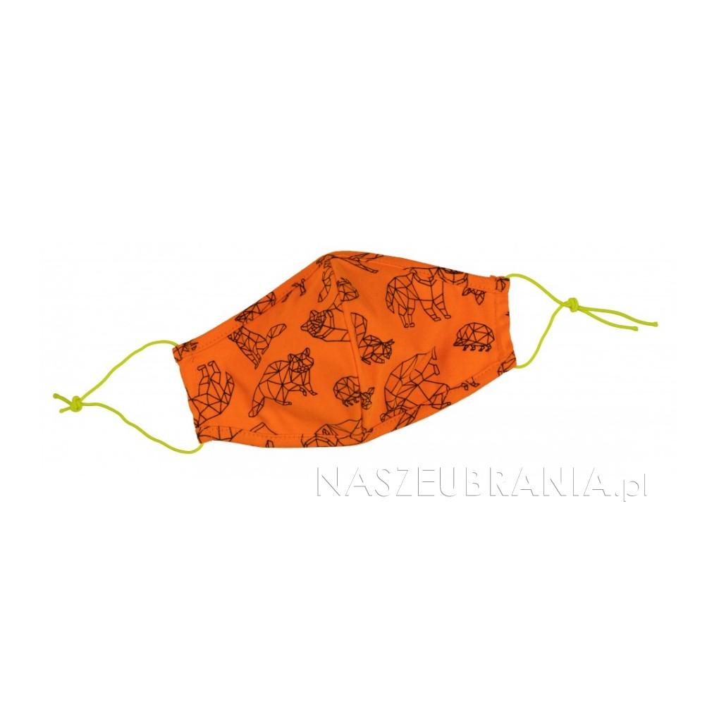 pomarańczowy / 1