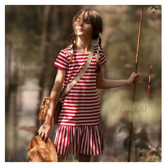 sukienka dziewczęca - A-9339