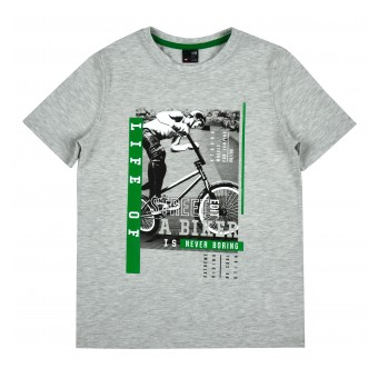 koszulka chłopięca - GT-8103