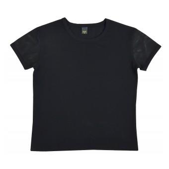bluzka krótki rękaw - A-9384