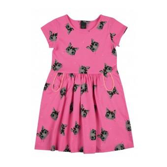 sukienka dziewczęca - A-9400