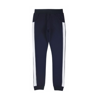 spodnie z lampasem - A-8937