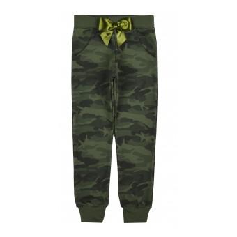 spodnie dresowe dziewczęce - A-9450