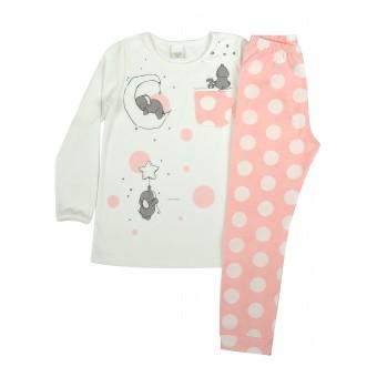 piżama dziewczęca - A-9461