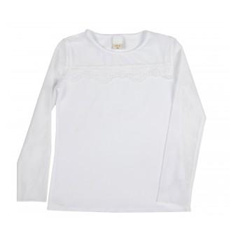 bluzka dziewczęca długi rękaw - A-9465