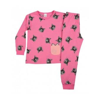 piżamka dziewczęca - A-9442