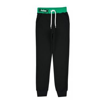 dresowe spodnie chłopięce SLIM - GT-8278