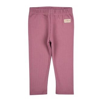 ciepłe legginsy dziewczęce - A-9564