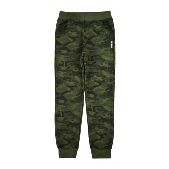 dresowe spodnie chłopięce - GT-8323