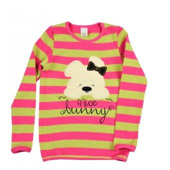 sweterek dziewczęcy - A-9144
