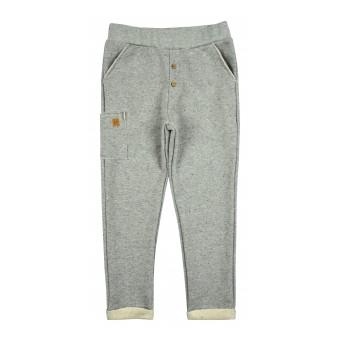 spodnie chłopięce z miękkiej dzianinki - GT-8345