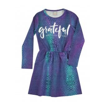 sukienka dziewczęca - AT-7271
