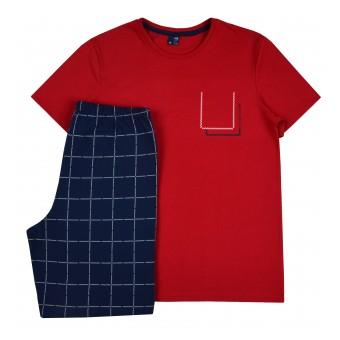 piżama męska - GT-8062