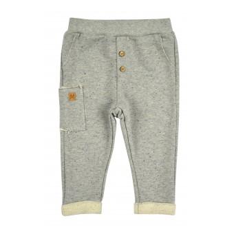 spodnie dla maluszka z miękkiej dzianinki - GT-8344