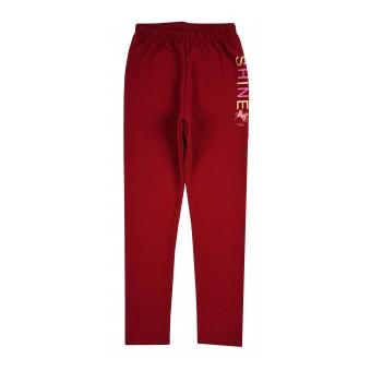 ciepłe legginsy dziewczęce - A-9605