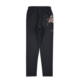 ciepłe legginsy dziewczęce - A-9628