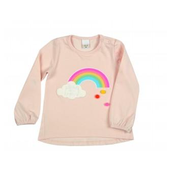 bluzeczka dziewczęca długi rękaw - A-8948