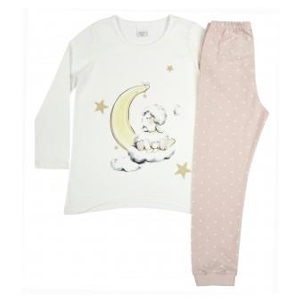 piżamka dziewczęca - A-9656