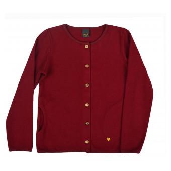 sweterek dziewczęcy - A-9643