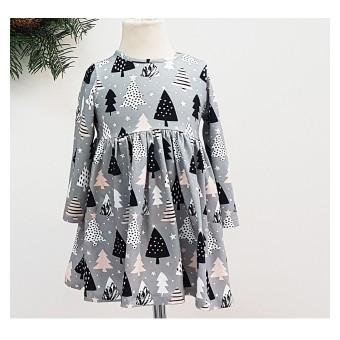 sukienka dziewczęca - A-9662