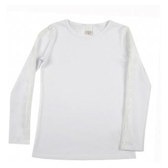 elegancka bluzka dziewczęca - A-9675