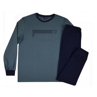 piżama męska - GT-8407