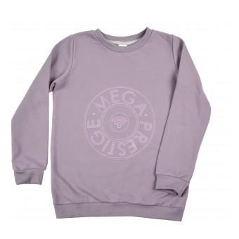 mięciutka bluza dziewczęca - A-9652