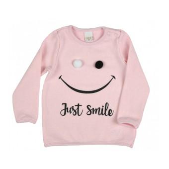 sweterek dziewczęcy - A-9130