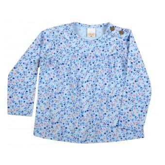 bluzeczka dziewczęca w kwiaty - A-9563