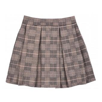 spódnica dziewczęca z kieszonkami - A-9700