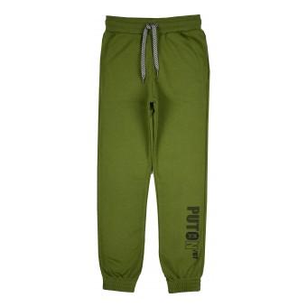 spodnie dresowe młodzieżowe SLIM - GT-8275