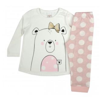 piżamka dziewczęca - A-9734