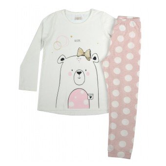piżamka dziewczęca - A-9735