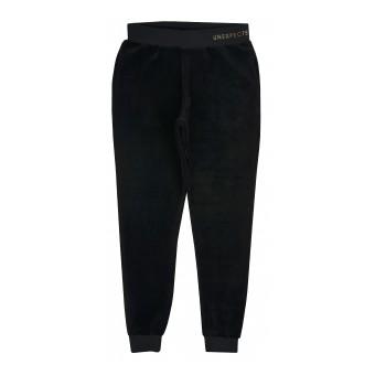 spodnie z weluru