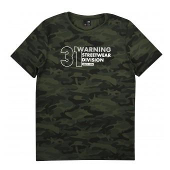 koszulka chłopięca - GT-8511