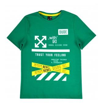 koszulka chłopięca - GT-8516