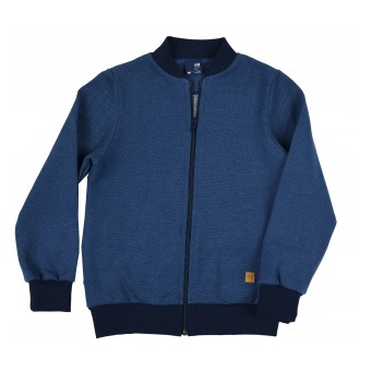 bluza chłopięca długi zamek - GT-8580