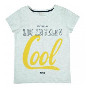 bluzka dziewczęca krótki rękaw - A-9872