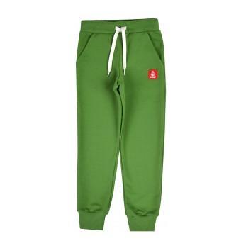 cienkie spodnie dresowe chłopięce SLIM - GT-8565