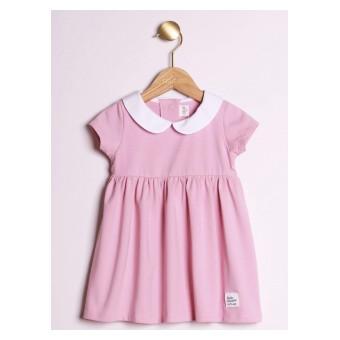 sukieneczka dziewczęca z kołnierzykiem - A-9879
