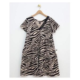 sukienka oversize - A-9894