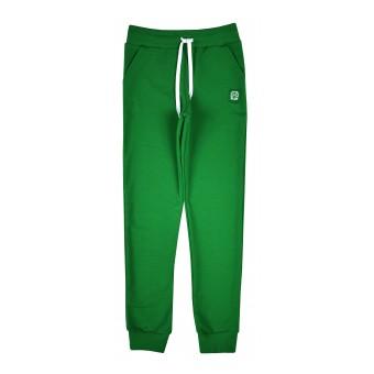 cienkie dresowe spodnie chłopięce SLIM - GT-8566