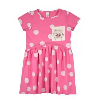 sukienka dziewczęca - A-9924